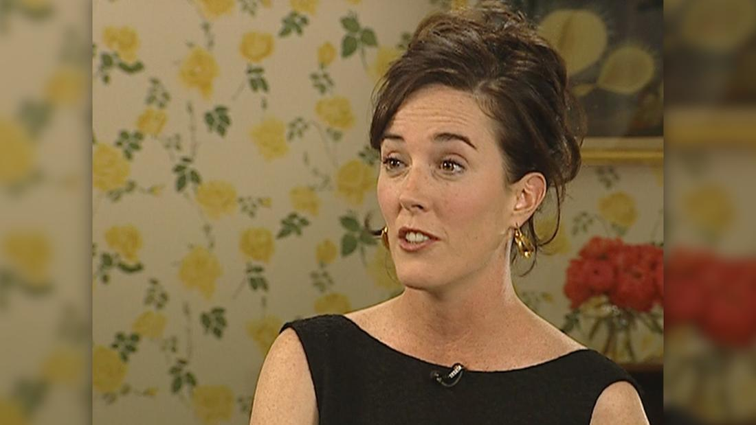 Kate Spade, fashion designer, found dead in apparent suicide