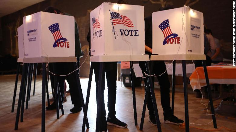 MAGIC WALL Democrats Optimistic After California Primaries