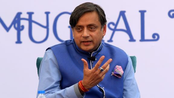 Indian politician and writer Shashi Tharoor has been accused of abetting in his wife's 2014 suicide.