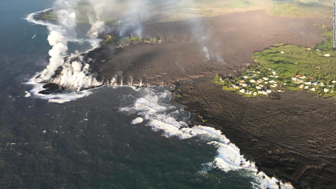 Hawaii Big Island Tour Map