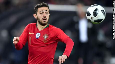 World Cup 1-on-1: Bernardo Silva and Portugal