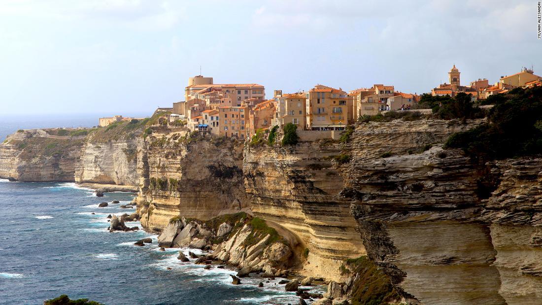 City of Cliffs is France's best-kept secret