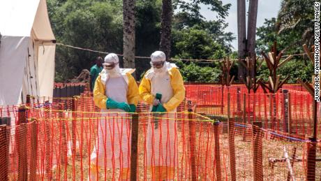 41 dead in Ebola outbreak in Congo