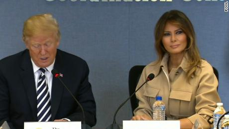 POTUS and FLOTUS visit FEMA Headquarters/LIVE