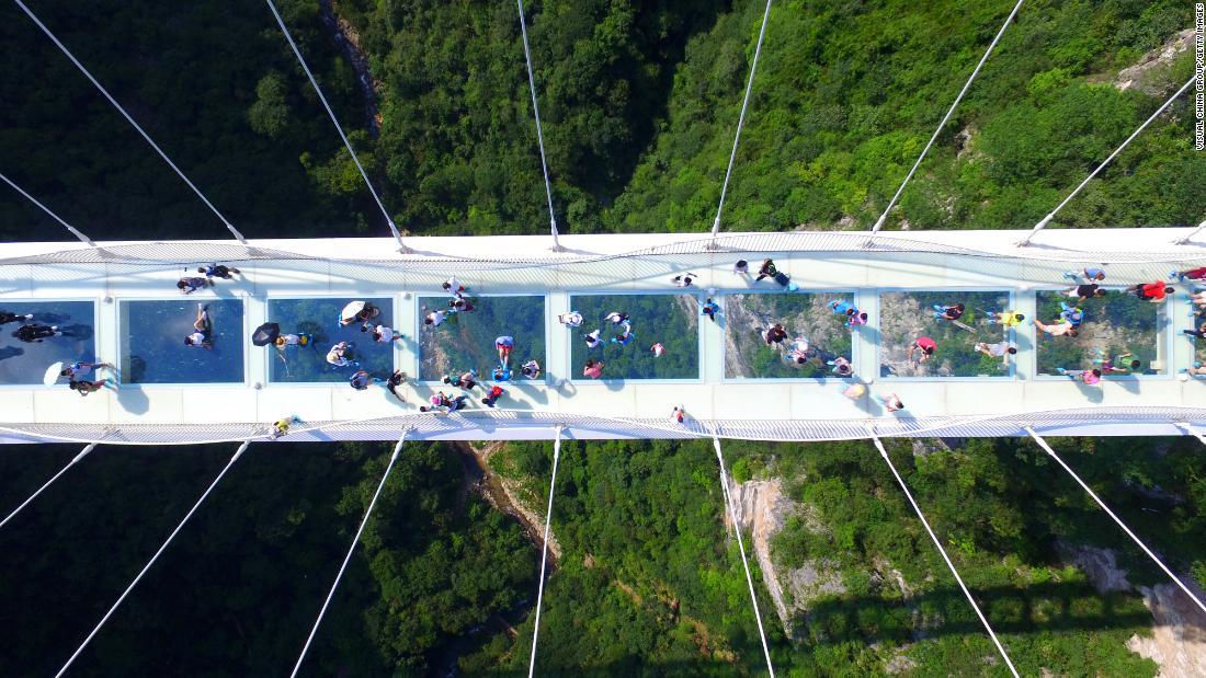 14 terrifying suspension bridges