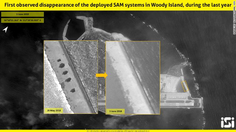 Both the US and China have been ramping up activities in the South China Sea.