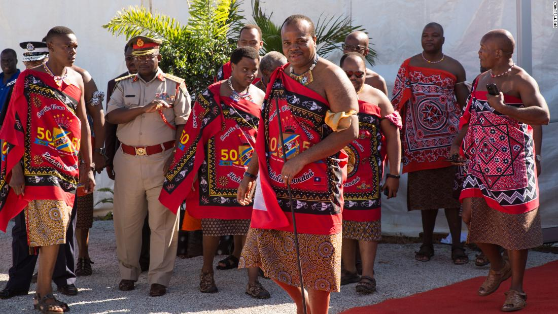 Swaziland: The kingdom that China just can't flip