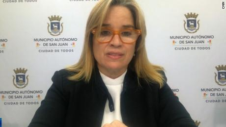 Guest: Mayor Carmen Cruz from San Juan, PR (Facetime) Anderson in Studio 73 / Control 71 (channel 67)   Please record CTL 7100 Switched Please record CTL 7103 Clean Switched Please record CTL 7138 AC ISO Please record CTL 7139 Splits Please record CTL 7140 Big Smalls Please record GFX 905 Cruz ISO