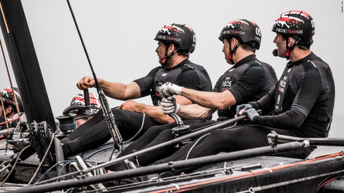 Ainslie will overhaul his design team and sailing crew in his bid to make history.