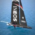 ben ainslie ineos boat