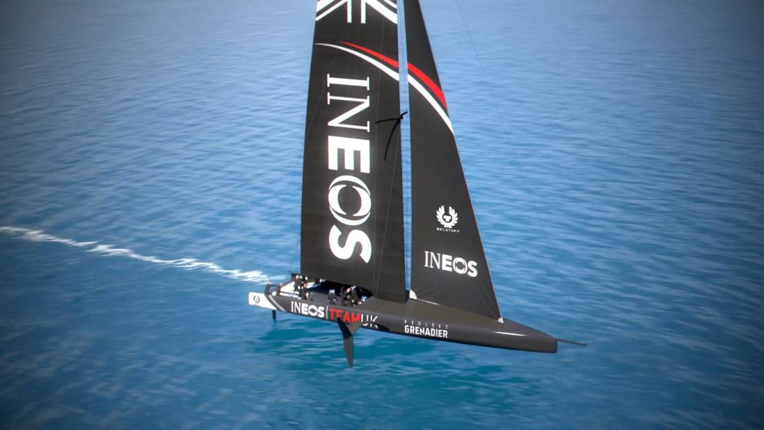 Britain have never won the America's Cup but have a fresh $153 million injection in a bid to break that duck.