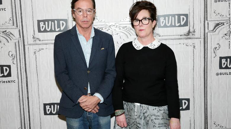 Andy Spade S Full Statement On Wife Kate Spade S Suicide Cnn