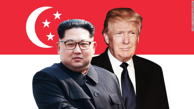 How Trump and Kim made it to 'hello'