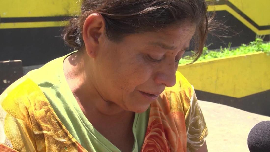 18 of her relatives are missing or dead after the Fuego eruption