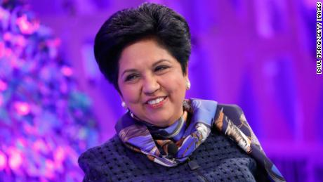 Pepsi Chairman and CEO Indra Nooyi.
