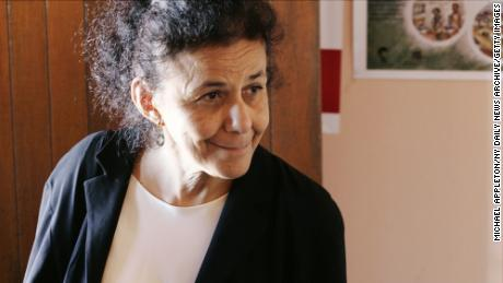 Dr. Wafaa El-Sadr, director of Columbia University's International Center for AIDS Care and Treatment Programs.