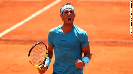 Roland Garros 2018 Can Anyone Stop Nadal Cnn Video
