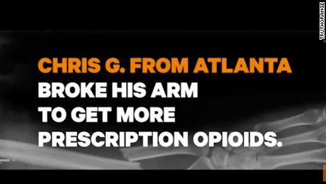 White House launches multimillion dollar ad campaign to combat opioid addiction