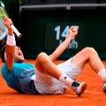 Marco Cecchinato French Open Roland Garros Paris