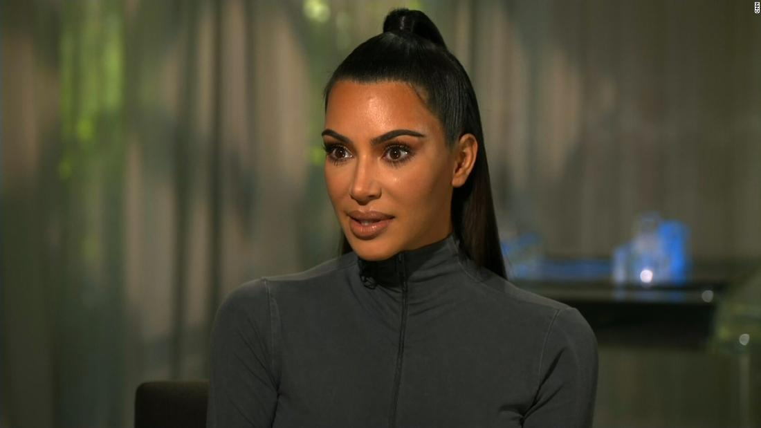Kim Kardashian shares the joy of how she called Alice Johnson in prison to tell her she would be freed