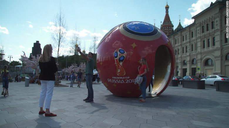 Diplomatic tension ahead of Russia World Cup