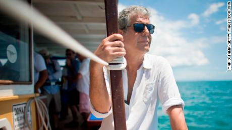 The world reacts to the death of chef and storyteller Anthony Bourdain
