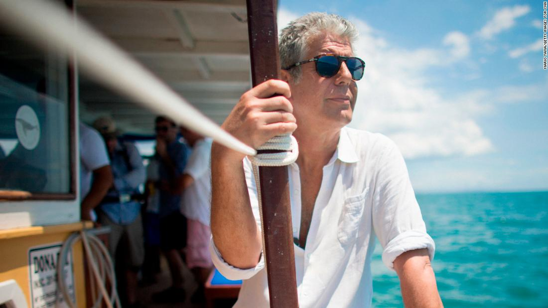 "The suicide of <a href=""https://www.cnn.com/2018/06/08/us/anthony-bourdain-obit/index.html"" target=""_blank"">Anthony Bourdain</a>, the chef and gifted storyteller who took CNN viewers around the world, was confirmed by the network on June 8. He was 61."