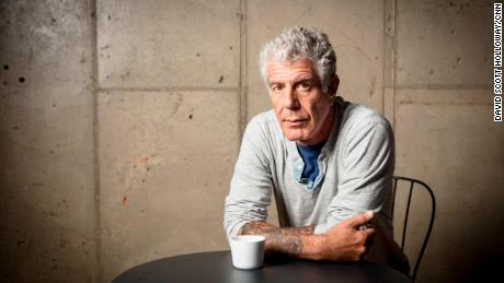 CNN's Anthony Bourdain dead at 61 - CNN