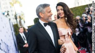George injured in road accident in Sardinia 180608095343-amal-clooney-george-clooney-medium-plus-169