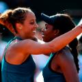 Sloane Stephens Madison Keys French Open Roland Garros