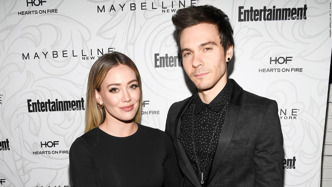 Hilary Duff and boyfriend Matthew Koma announced that their daughter Banks Violet Bair was born on October 25 at her Los Angeles home. It's the first baby for the couple and the second for Duff who has a 6-year-old son Luca with ex-husband, Mike Comrie.