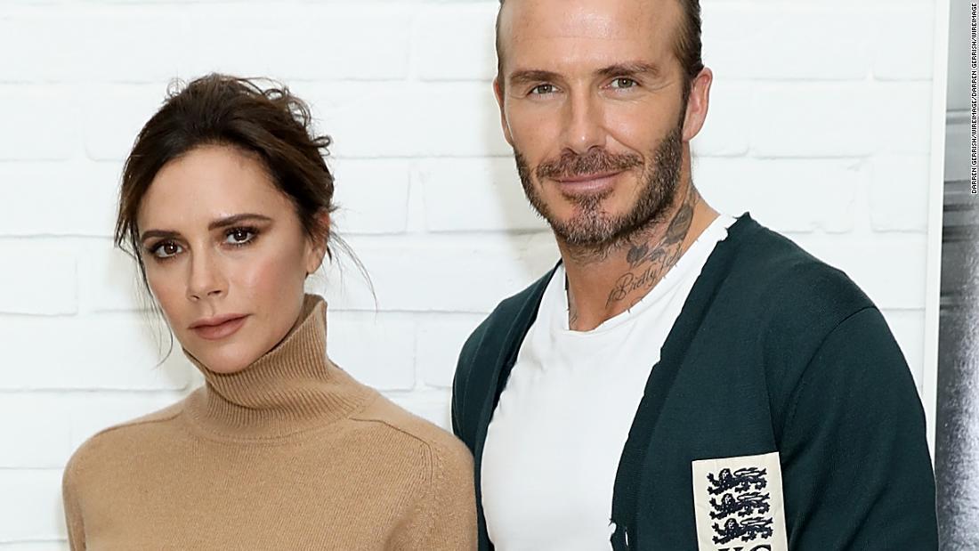 David And Victoria Beckham Celebrate Anniversary Amid Split