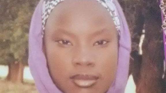 Dorcas Yakubu was kidnapped in Chibok, Borno state, Nigeria in April 2014.