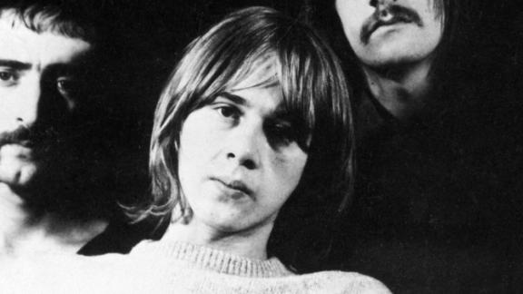 Danny Kirwan, a guitarist who appeared on five of Fleetwood Mac's albums, died in London on June 8, according to the band. He was 68.