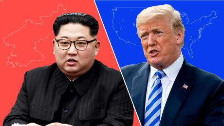 President Trump says that the next meeting with North Korea's leader Kim Jong Un probably in the beginning of 2019