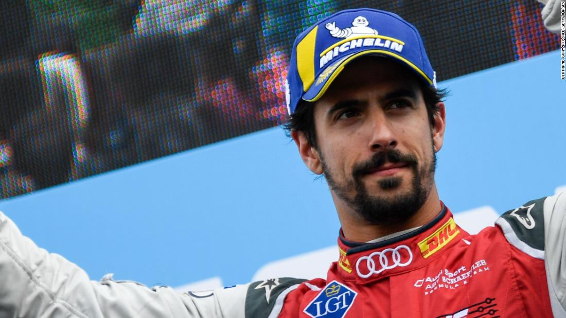 Audi driver Di Grassi claimed his first victory of the season in Zurich.