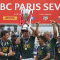 South Africa paris sevens tease