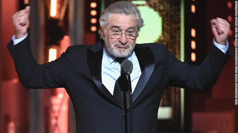 Robert De Niro's Trump...