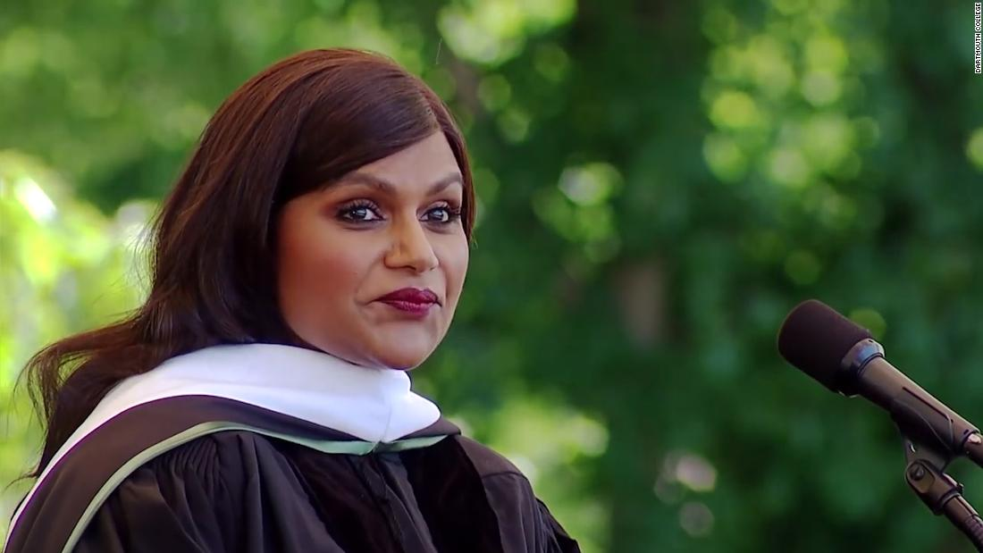 Mindy Kaling's candid advice for men on dates