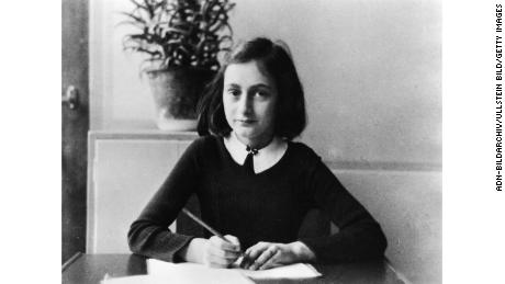 Anne Frank died of typhoid fever in the Bergen-Belsen concentration camp.
