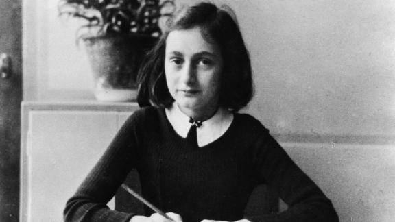 Anne Frank died of typhoid fever in the Bergen-Belsen concentration camp.