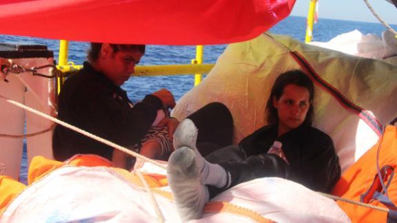 Over 600 migrants on board the Aquarius remain in limbo.