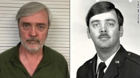 William Howard Hughes was taken into custody last week (left) after more than 30 years in hiding