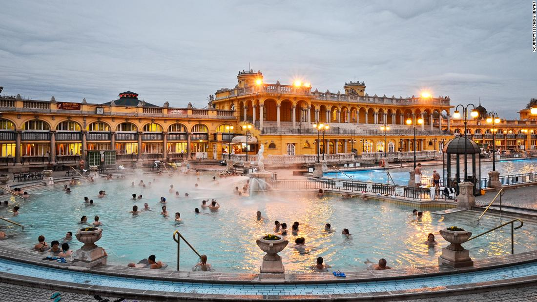 Best Spa In Budapest
