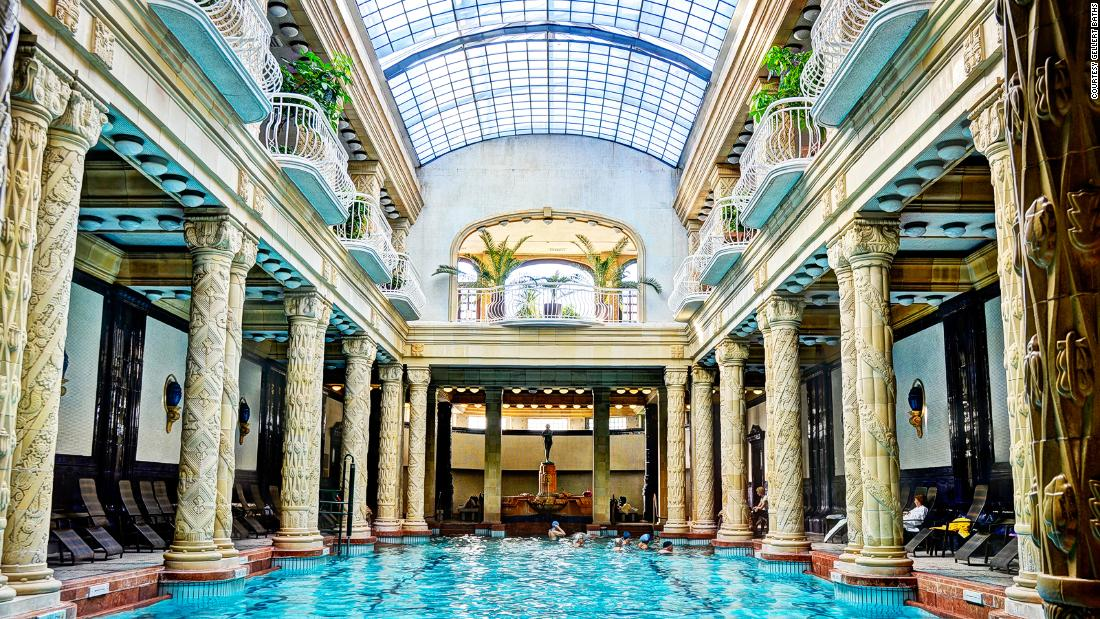 Europe's most relaxing city