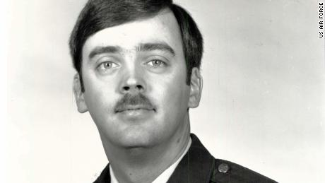 Air Force Capt. William Howard Hughes, Jr was taken into custody at his California home where he'd been living under the name Barry O'Beirne since he went missing in July 1983, according to the Air Force Office of Special Investigations.