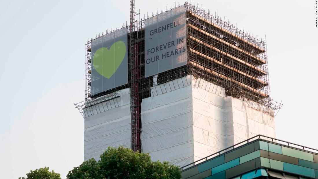 Grenfell Tower Still No Justice A Year On From The Fire Cnn