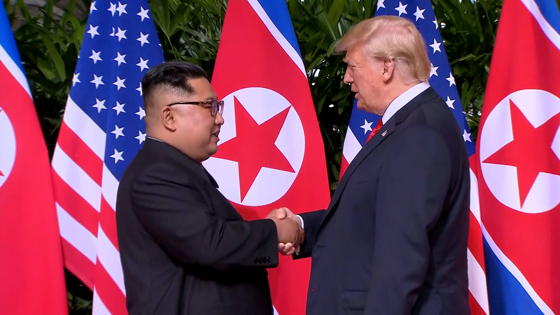 Image result for kim jong and trump