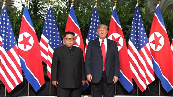 RX 762 - Trump/Singapore/NK Summit/Pool Path 2