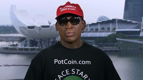 The case of the curiously compelling Dennis Rodman-Chris Cuomo interview